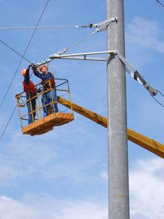проектирование кабельных и воздушных линий электропередач